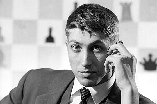 Young Bobby Fischer