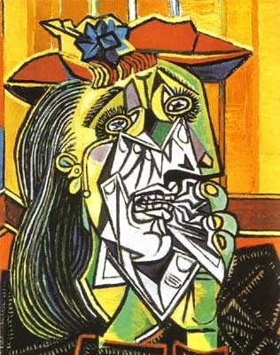 Picasso – Weeping Woman