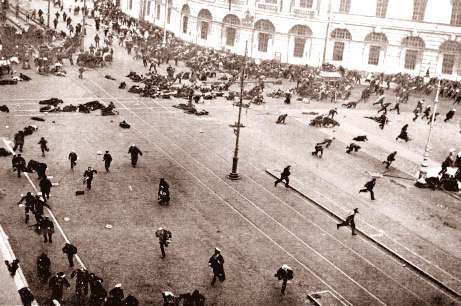 photo from Russian revolution