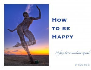 How to be Happy ebook cover