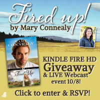 Mary Connealy Fired Up