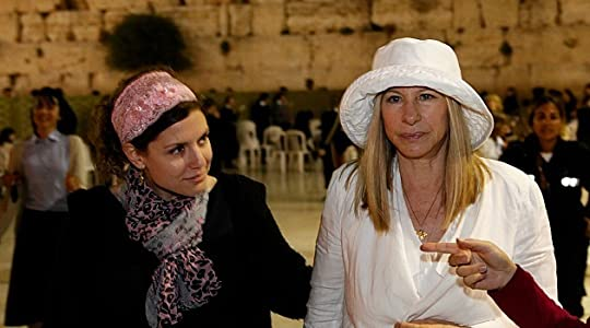 Streisand at Western Wall
