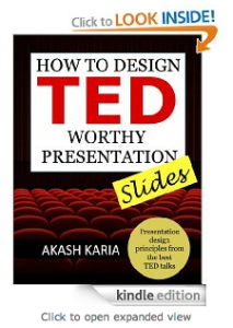 how to make a good ted talk presentaation