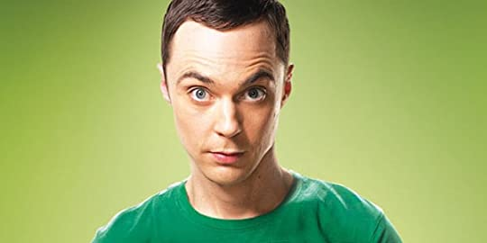 Sheldon Cooper of The Big Bang Theory