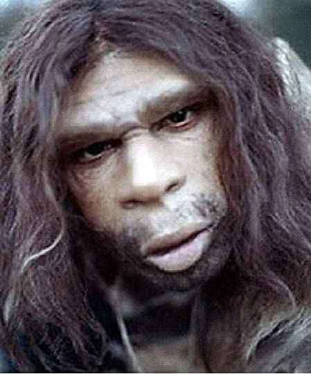 Caveman Hair : Cro magnon how the ice age gave birth to first modern