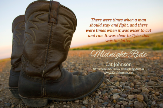Tyler Quote from MIDNIGHT RIDE Cat Johnson