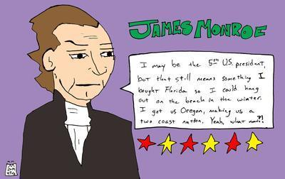 James Monroe: He Bought Us Florida