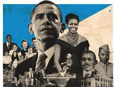 Obama graphic by Lincoln Agnew