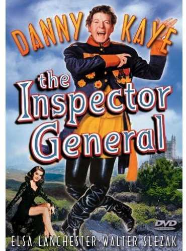The Inspector General – Danny Kaye