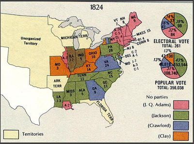 1824 POTUS Election