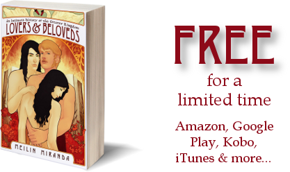Lovers and Beloveds, free for a limited time at Amazon, Kobo, Google Play, iTunes and more