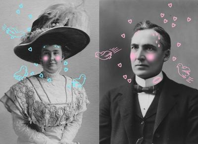 The Mistress and the POTUS, Carrie Fulton Phillips and Warren G. Harding