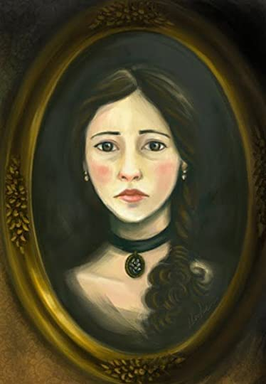 the oval portrait The story of the oval portrait - printable reading comprehension activity on edgar allen poe's the oval portrait for 7th-10th grade.