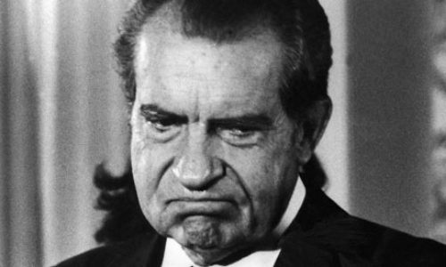 Richard Nixon pay someone to write an essay