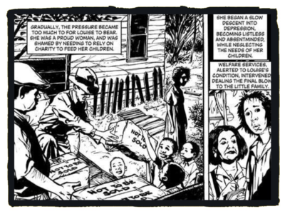 Malcolm X: A Graphic Biography by Andrew Helfer — Reviews ...