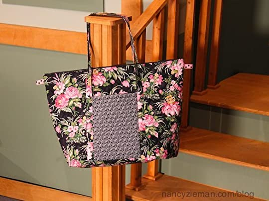 Nancy Zieman S Blog Easy To Sew Travel Bags With Quilted