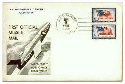 1959 Missile Mail