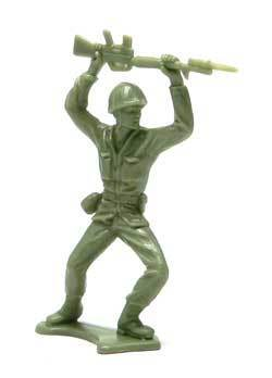 Green army soldier