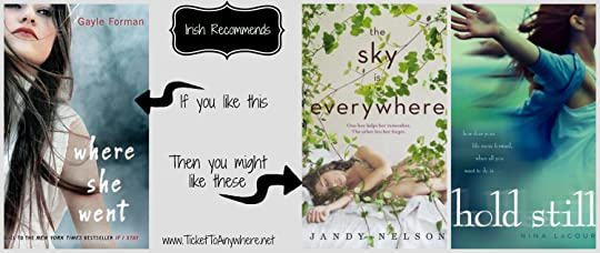 Irish Recommends - Where She Went