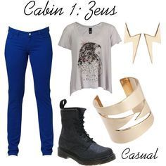 """Zeus"" by ellalea on Polyvore"