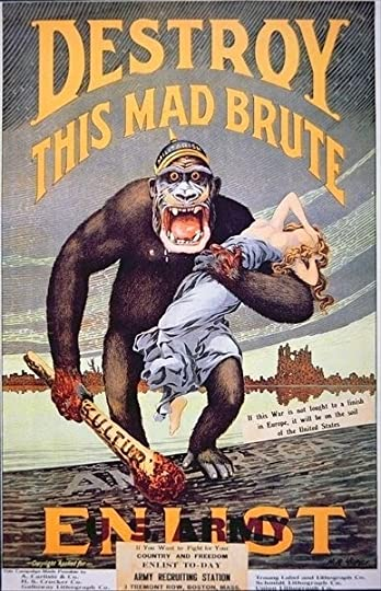 Destroy This Mad Brute: Enlist
