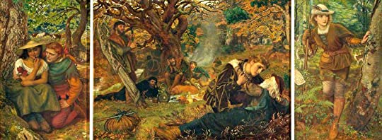 As You Like It pastoral painting