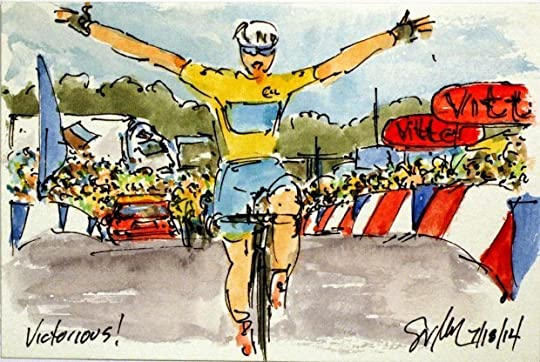 Victorious - The Art of Cycling