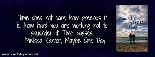Maybe One Day Quote