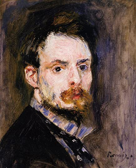 Portrait of Young Renoir