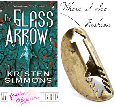 Where I See Fashion: The Glass Arrow