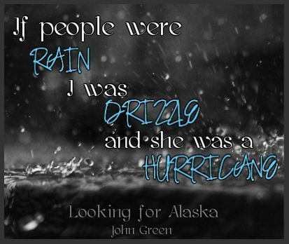 Looking for Alaska by John Green — Reviews, Discussion, Bookclubs ...