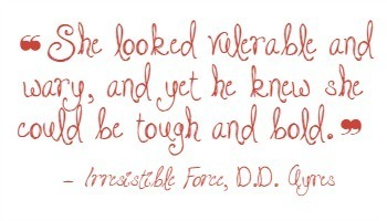 Irresistible Force quote 1