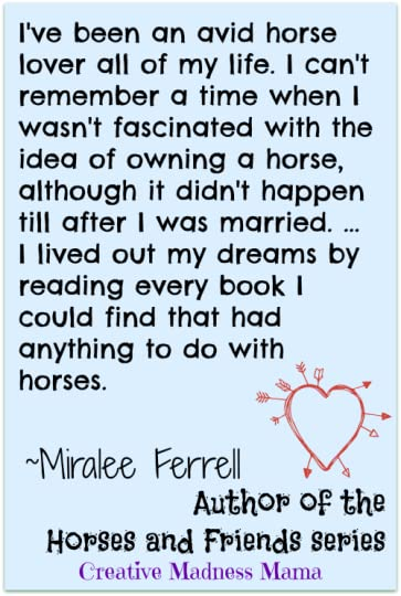 Miralee horse quote