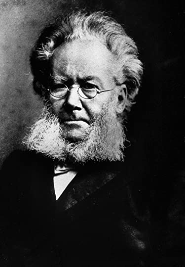 ibsen was a bit of a goatface