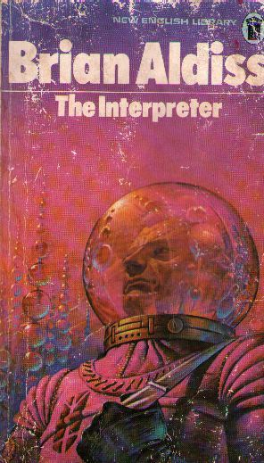 Front cover of <i>The Interpreter</i> by Brian Aldiss.