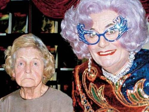 Edna and Madge