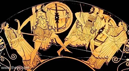 a discussion of odysseus as a hero in homers poem The odyssey by homer is an epic poem that has survived thousands of years it is the story of odysseus, the crafty king of ithaca, whose trojan horse idea helped win the war with troy.