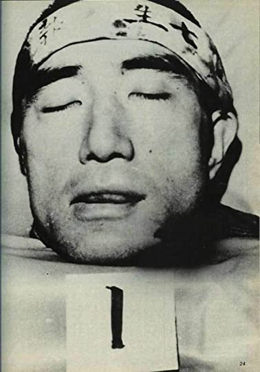 Mishima's bodiless head