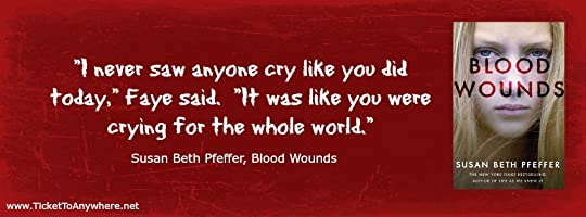 Blood Wounds Quote