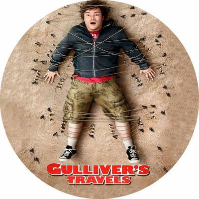 Jack Black is Lemeul Gulliver