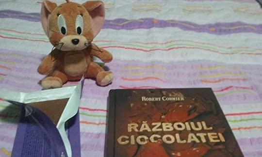 a review and reaction to the chocolate war by robert cormier The chocolate war paper  i need help with my school assignment  in the novel the chocolate war, robert cormier portrays the life of a young man who is.