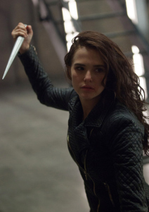 ZOEY DEUTCH stars in VAMPIRE ACADEMY
