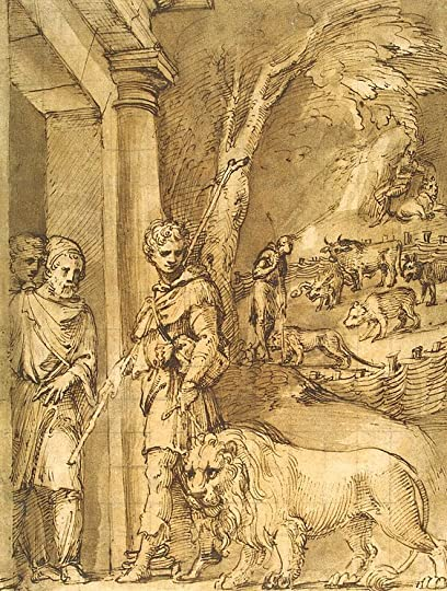 Androcles & the Lion