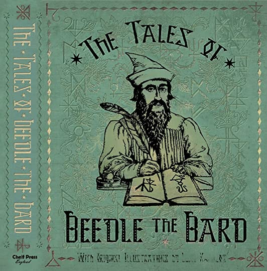 Review: The Tales of Beedle the Bard by JK Rowling | Books ...