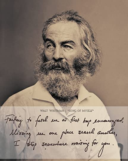 walt whitman essays song myself Song of myself by walt whitman research papers explicate his poetry paper masters can help you understand song of myself by whitman.