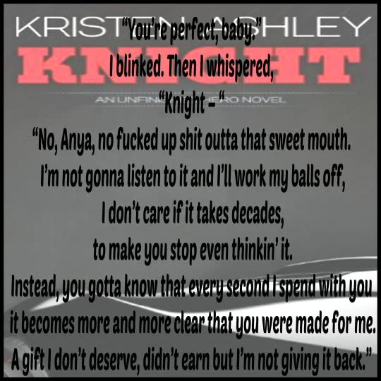 Knight kristen ashley teaser