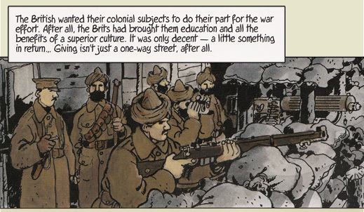 Review of Goddamn This War! by Tardi and Jean-Pierre Verney