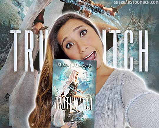 Truthwitch Susan Dennard Review