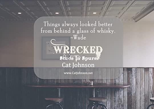 Wrecked Whisky Quote