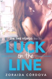Luck on the Line cover